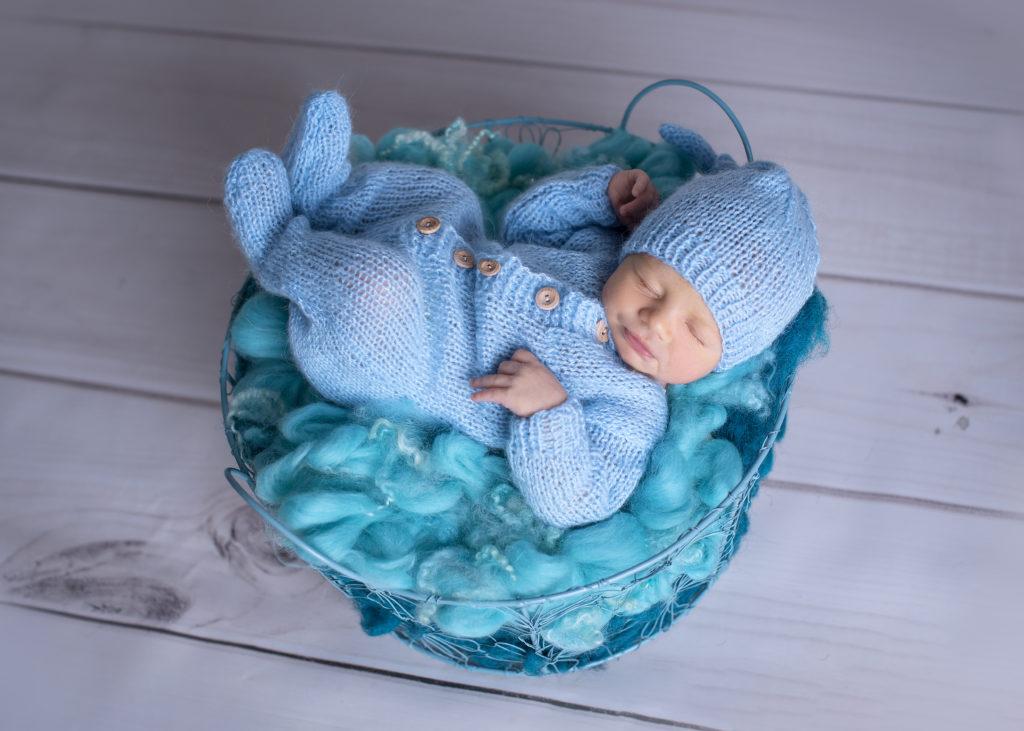 fotografia noworodkowa lubin